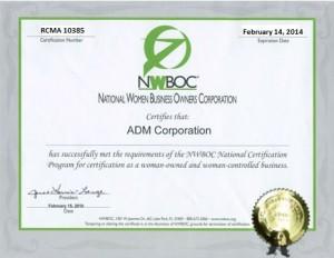 NWBOC Certification
